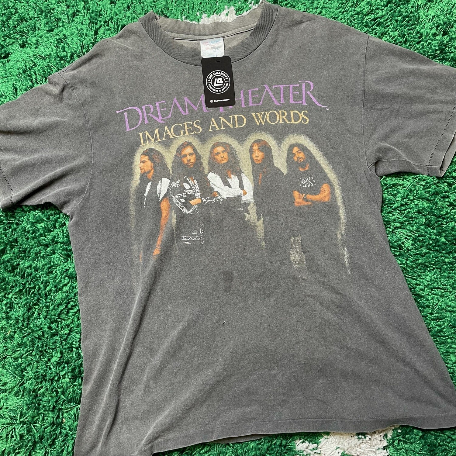 Dream Theater Images and Words Tee Size Large