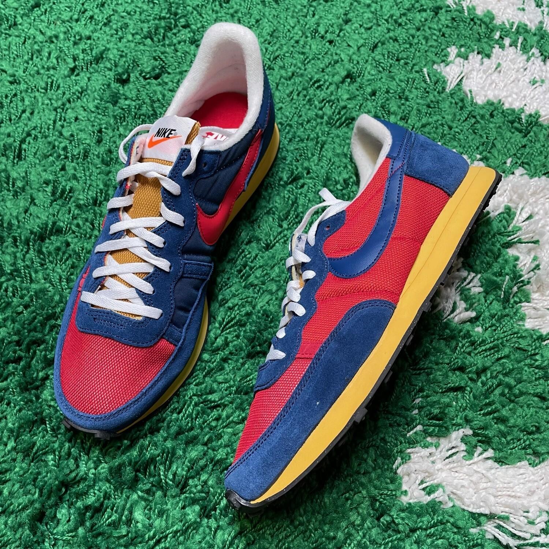Nike Challenger OG Sample Red/Blue Size 9