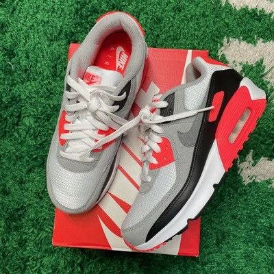 Nike Air Max 90 Infrared 2020 (GS) Size 6.5