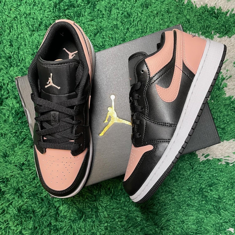 Air Jordan 1 Low Crimson Tint (GS) Size 6.5