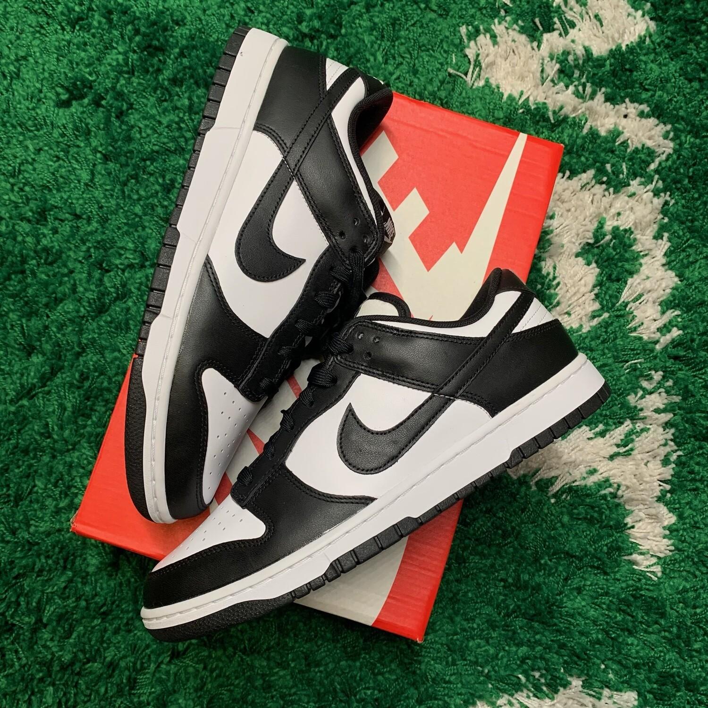 Nike Dunk Low Retro White Black (2021) Size 10