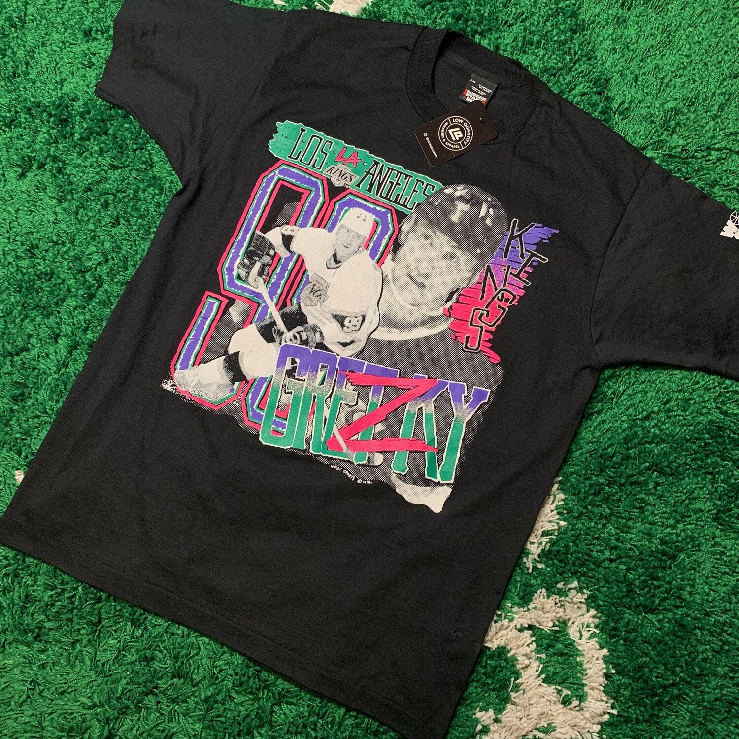 Los Angeles Kings Gretzky Tee Size XL