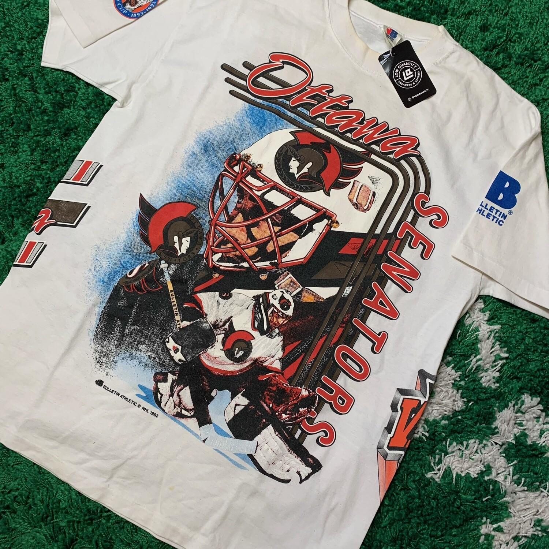 Ottawa Senators 1992 AOP Size XL