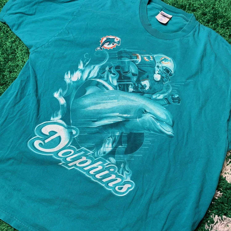 Miami Dolphins NFL Tee Size XXL