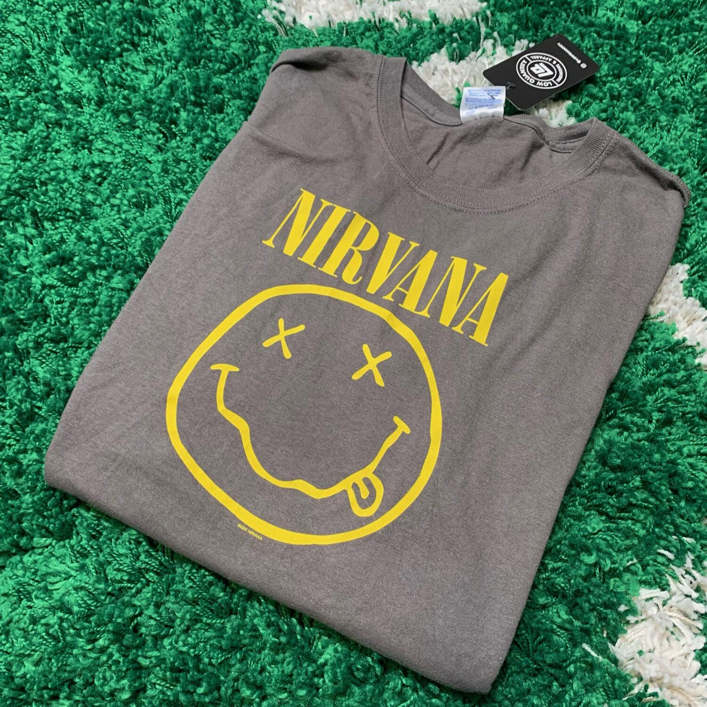 Nirvana Logo Tee Size XL