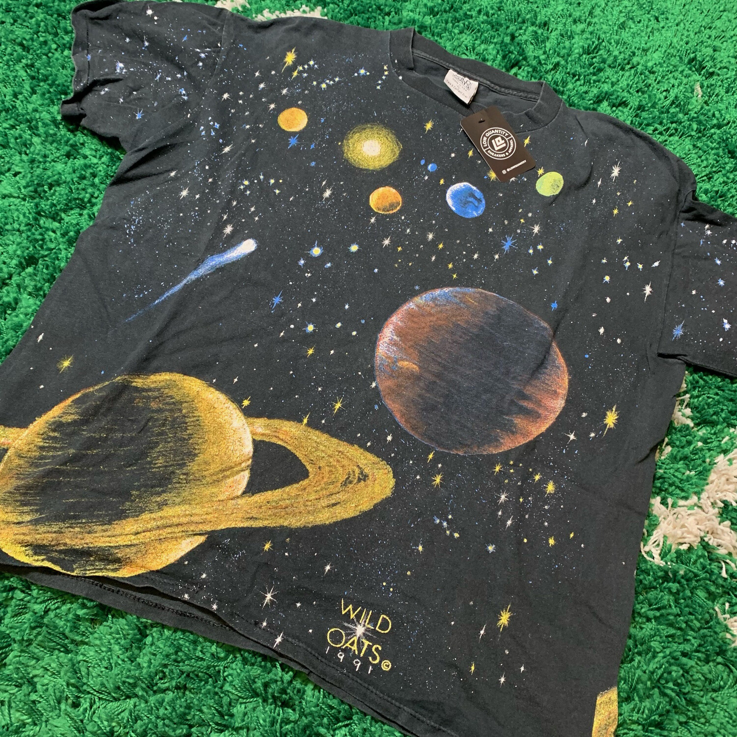Wild Oats 1991 Space AOP Size Large