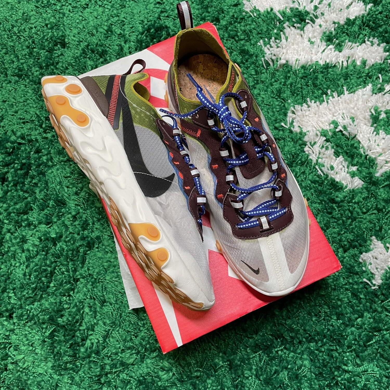 Nike React Element 87 Orewood Size 8.5