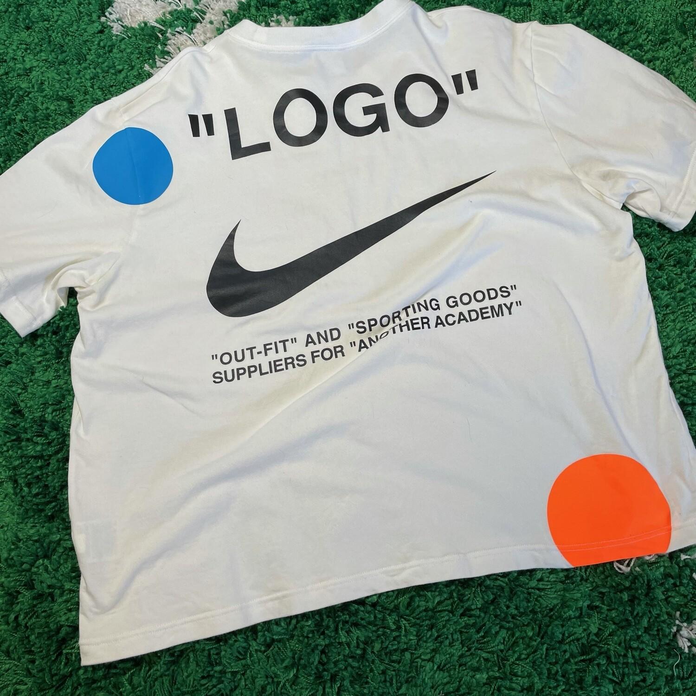 Off-White x Nike NRG Tee Size Medium