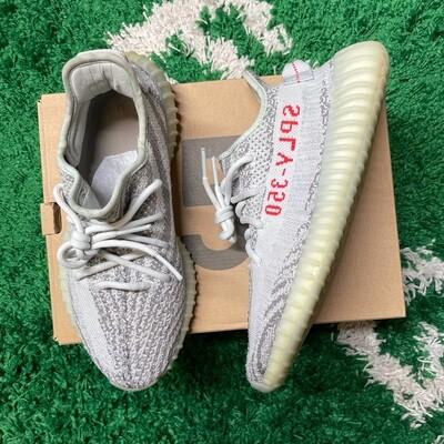 Adidas Yeezy Boost 350 V2 Blue Tint Size 8