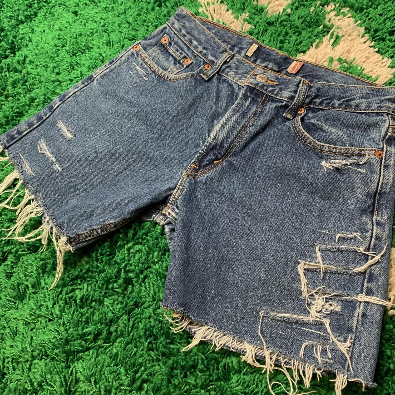 Levi's Jean Shorts Size 30