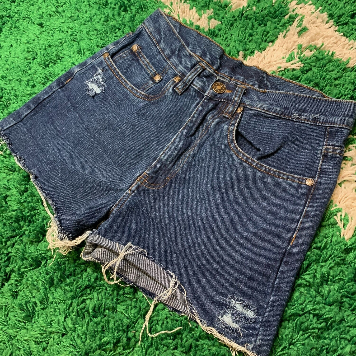 Unbranded Jean Shorts Size 28