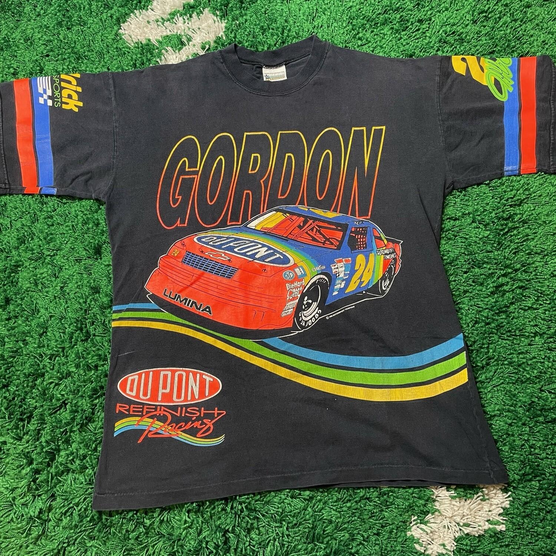 Jeff Gordon Hangin' It Out Tee Size Large