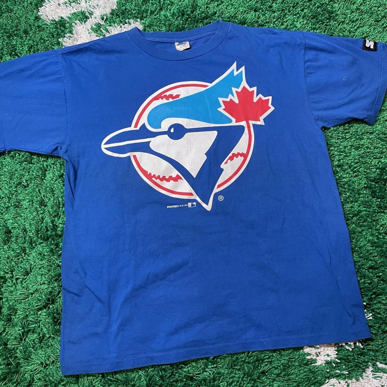 Toronto Blue Jays 1994 Logo Tee Size Large