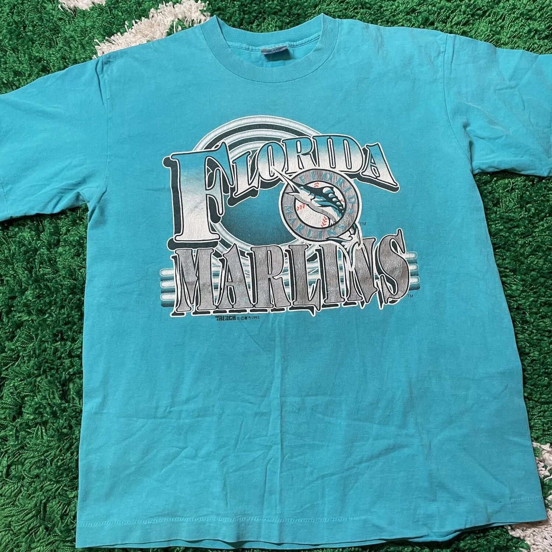 Florida Marlins 1993 Tee Size XL