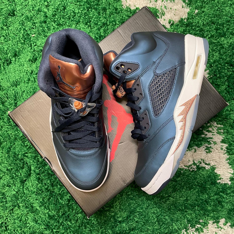 Air Jordan 5 Retro Bronze Size 10.5