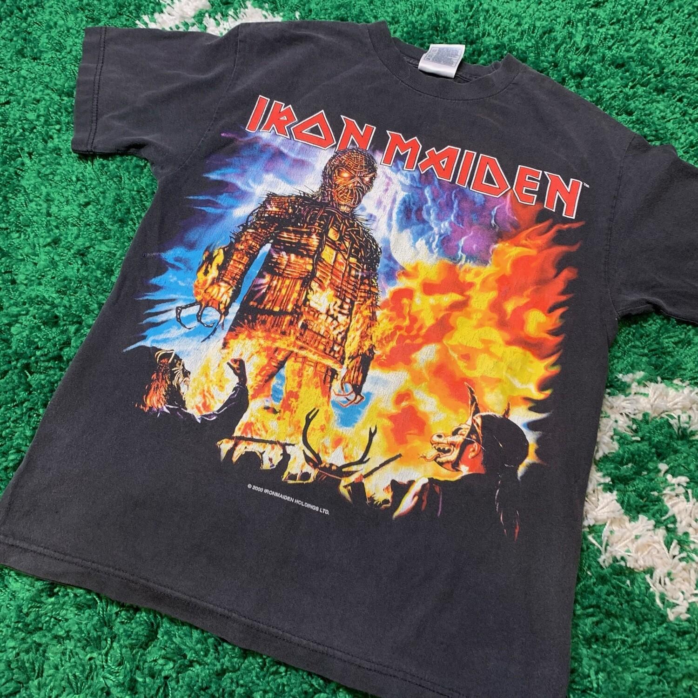 Iron Maiden 2000's tee Size Medium