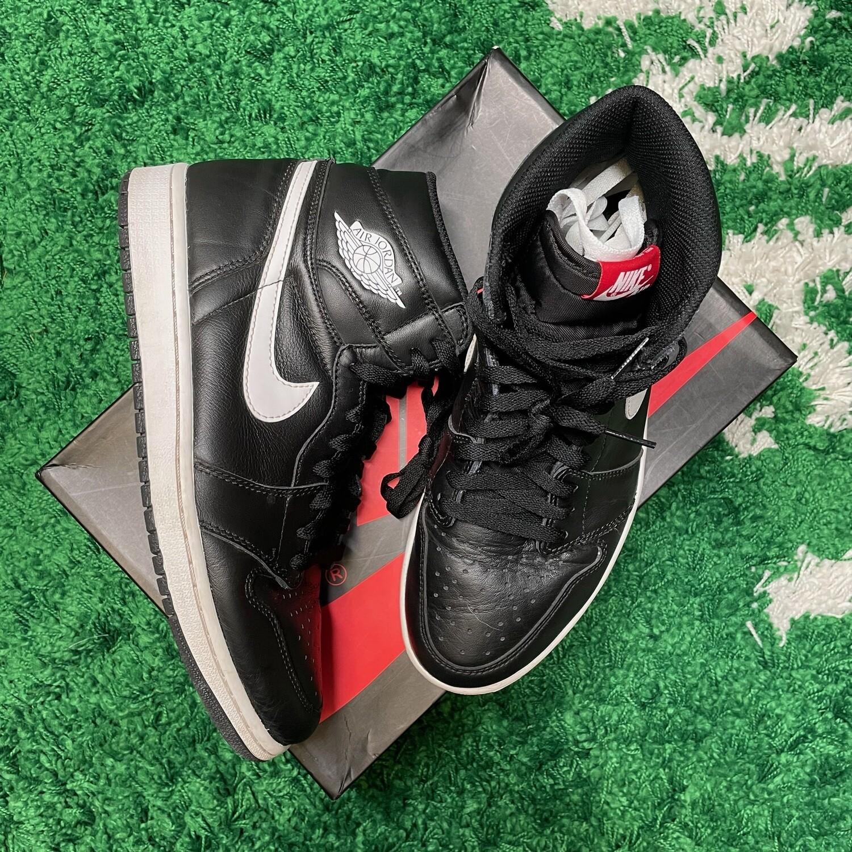 Air Jordan 1 Retro Yin Yang Black Size 10