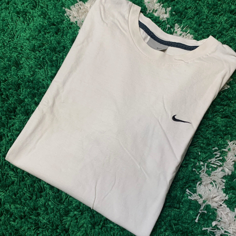 Nike Pocket Swoosh White Black Size Large