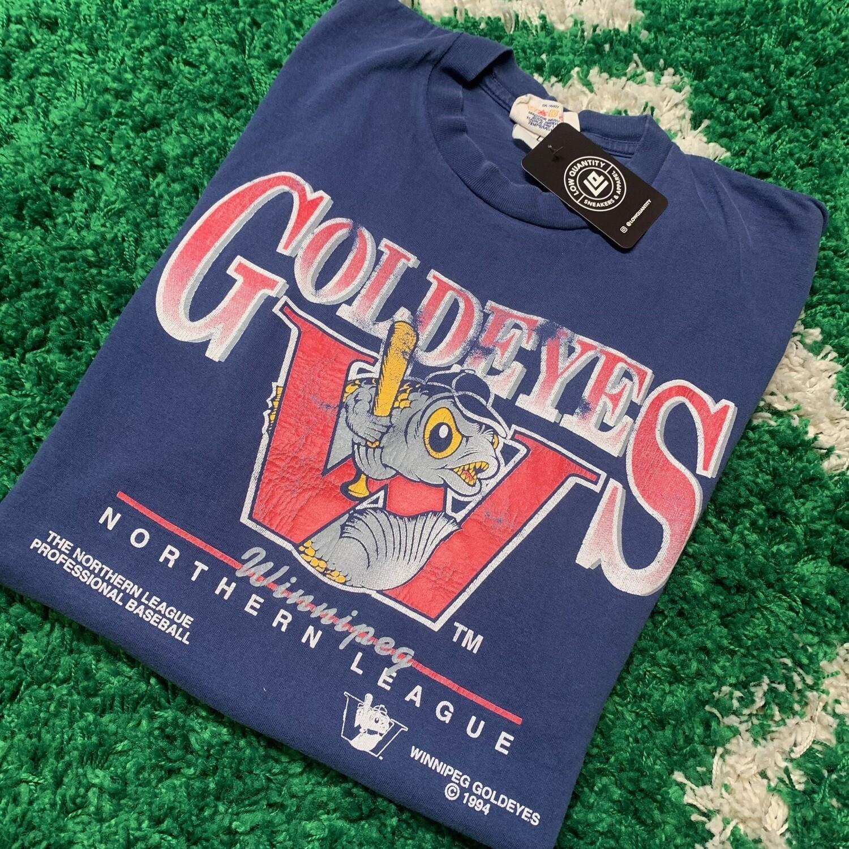 Goldeyes Winnipeg Northern League Size XL