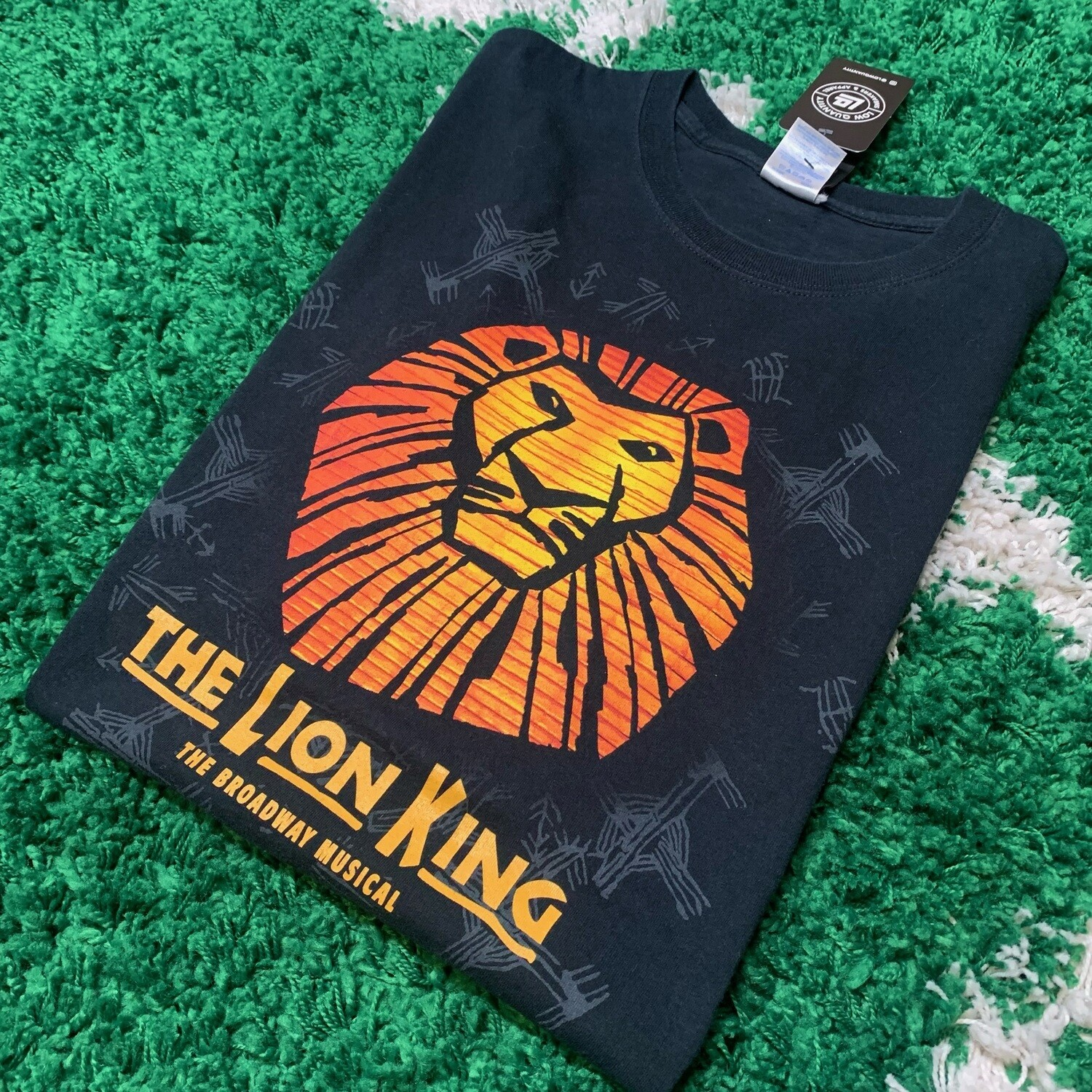 The Lion King Broadway Musical Size XL