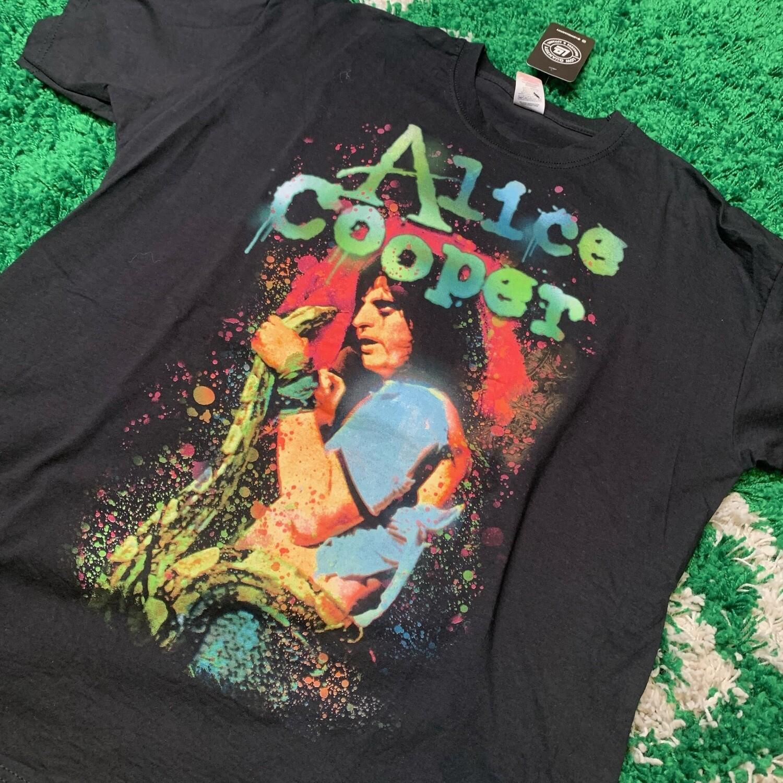 Alice Cooper No More Mr. Nice Buy Tee Size XL