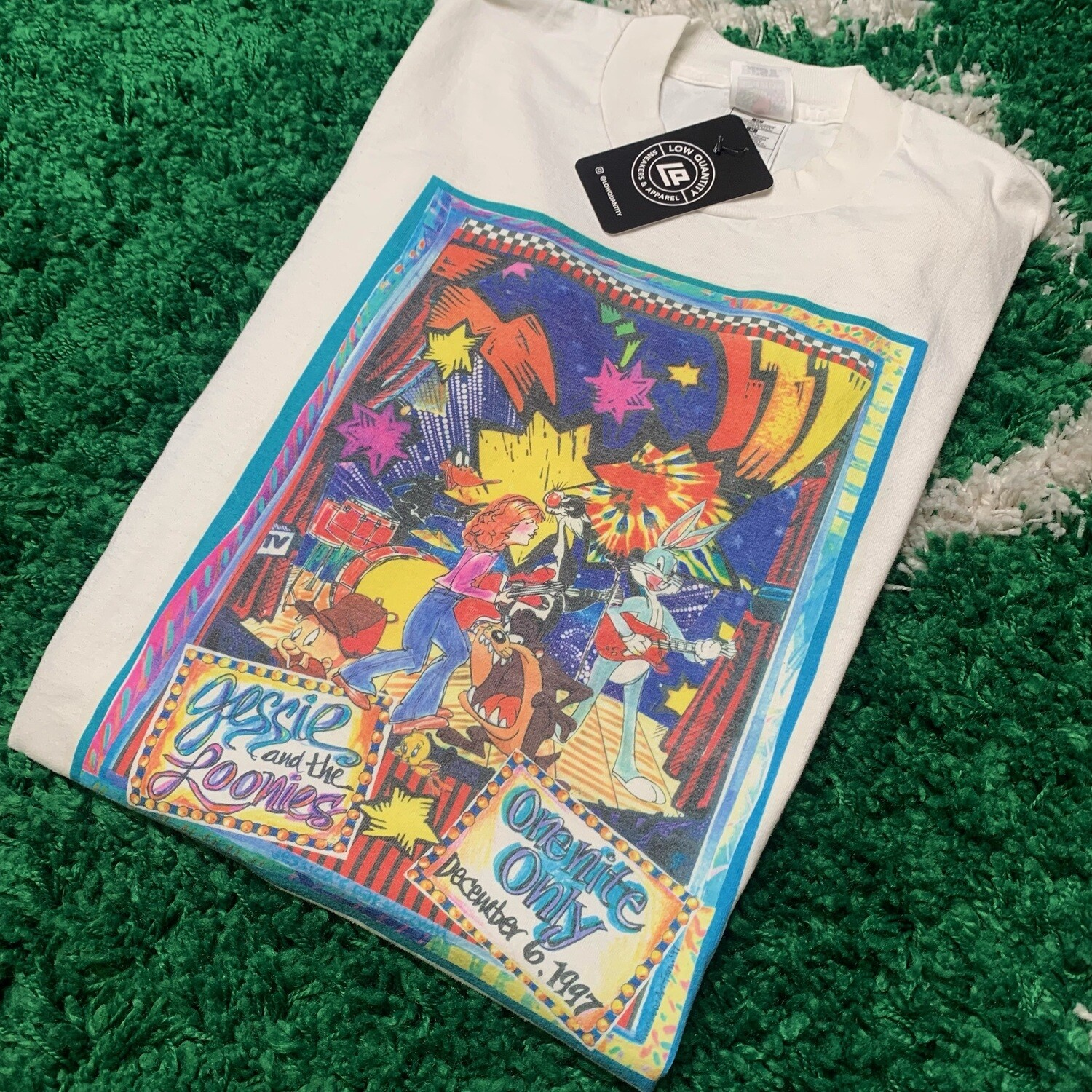 Jessie and the Loonies Size Medium