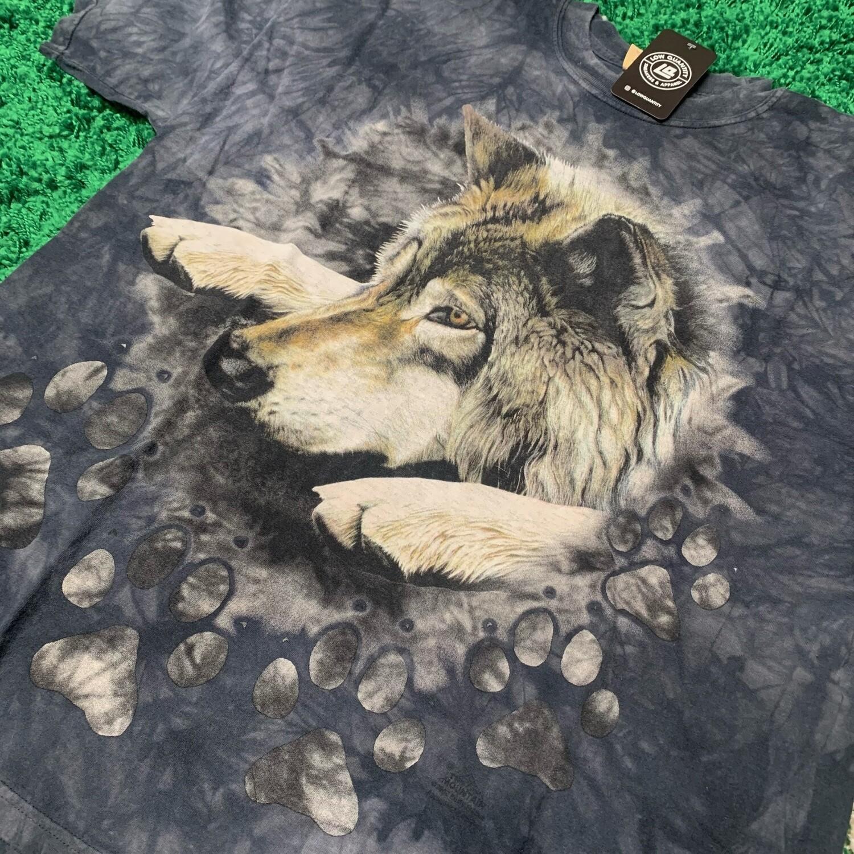 Cool Wolf AOP Shirt Size XL