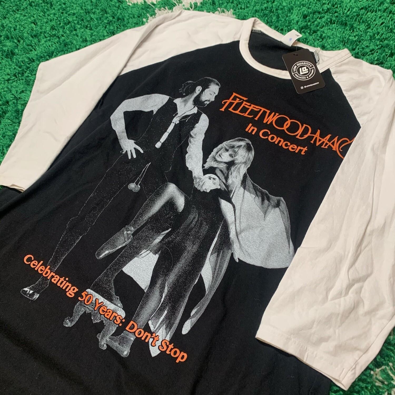 Fleetwood Mac In Concert 50 Year Anni Size XL