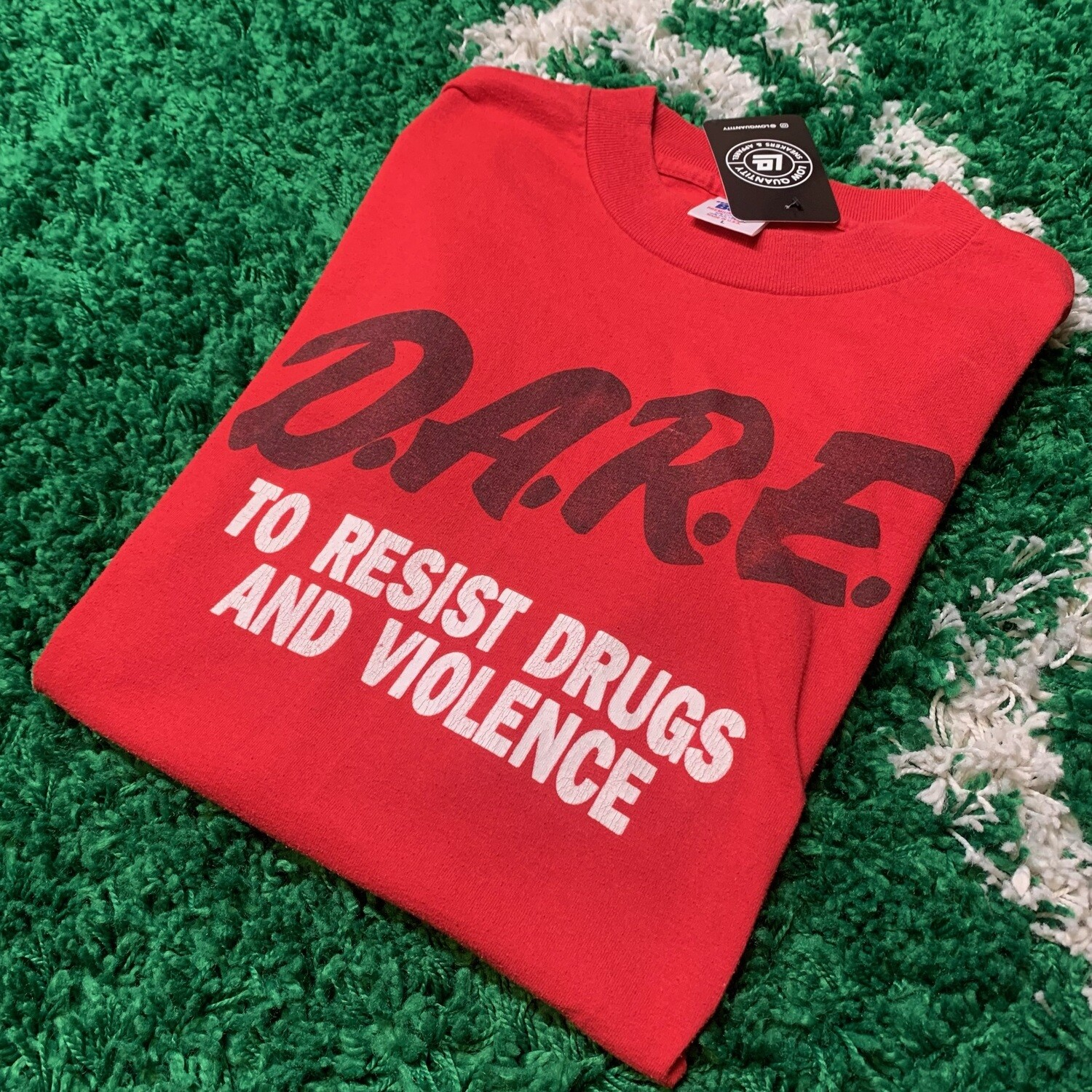 D.A.R.E. To Resist Drugs and Violence Size Large