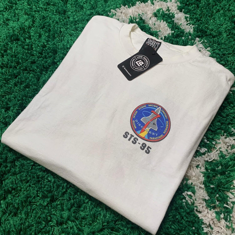 John Glenn Nasa Friendship 7 to Discovery Size XL