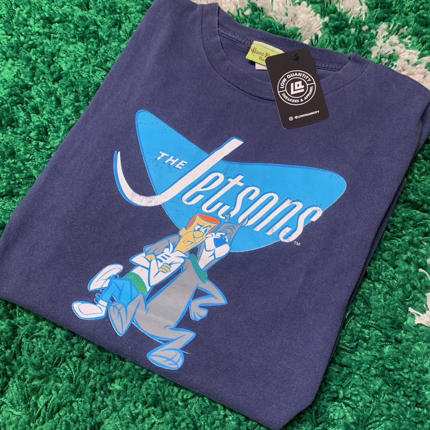 The Jetsons Tee Navy Size Large