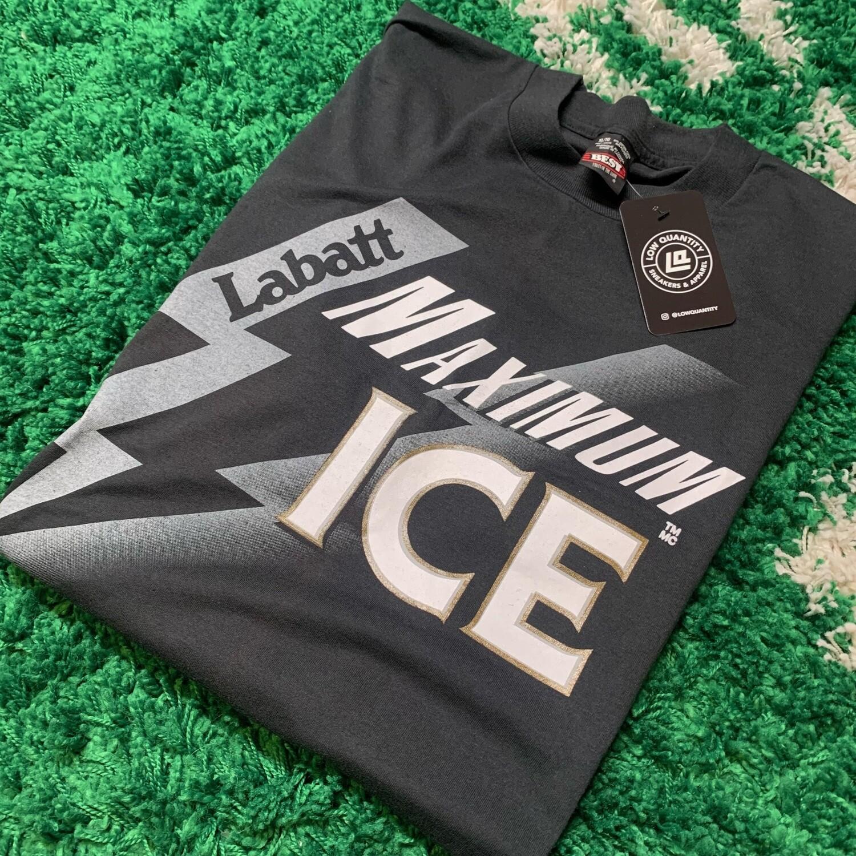 Labatt Maximum Ice Tee Sizze XL