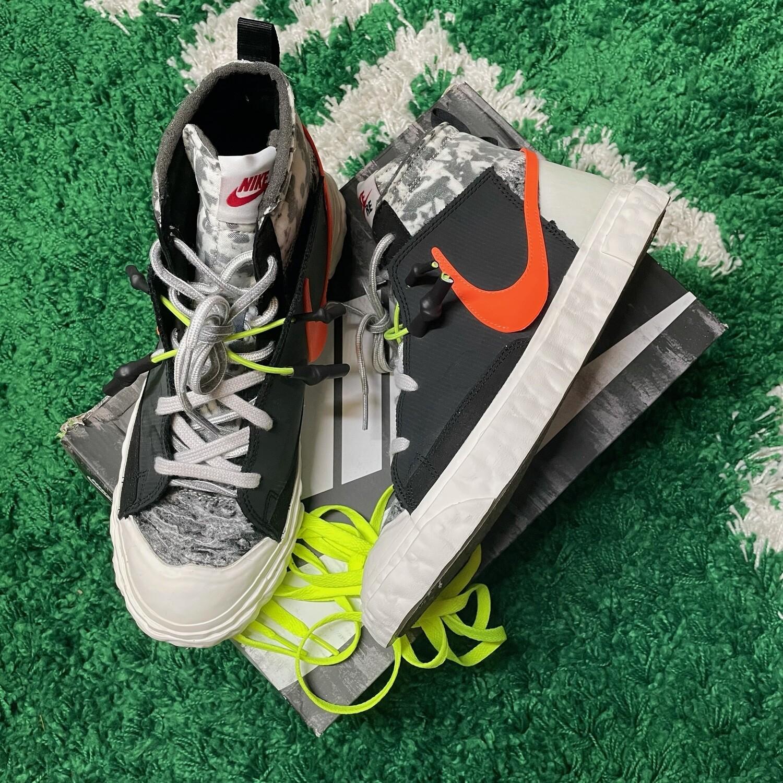 Nike ReadyMade Blazer Black Size 8.5