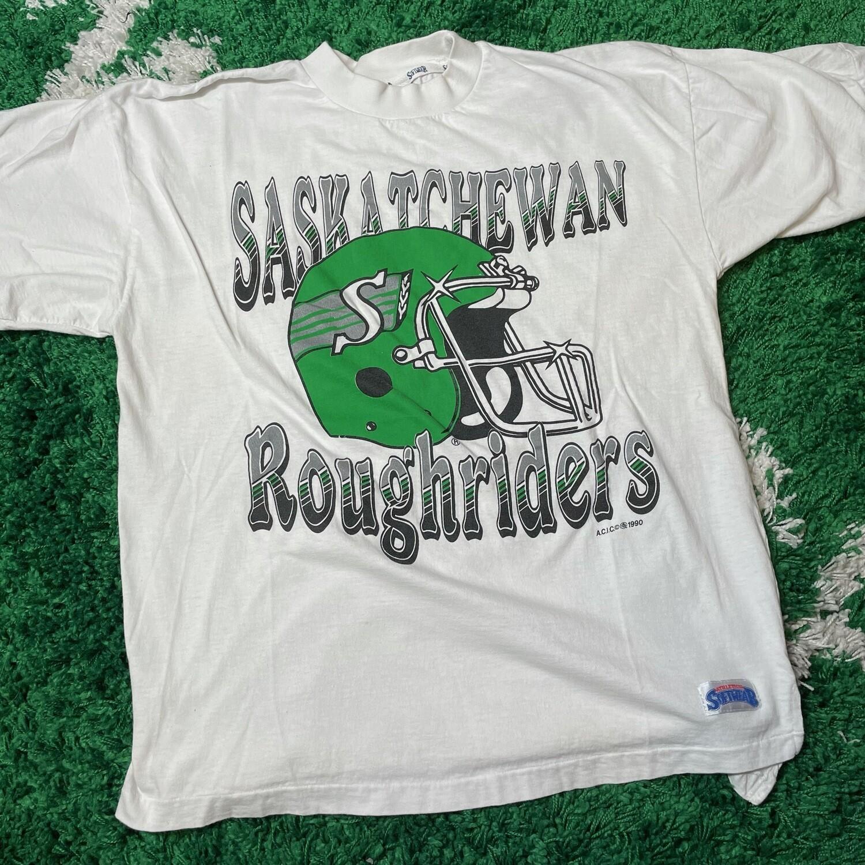 Saskatchewan Roughriders 1990 Size XL
