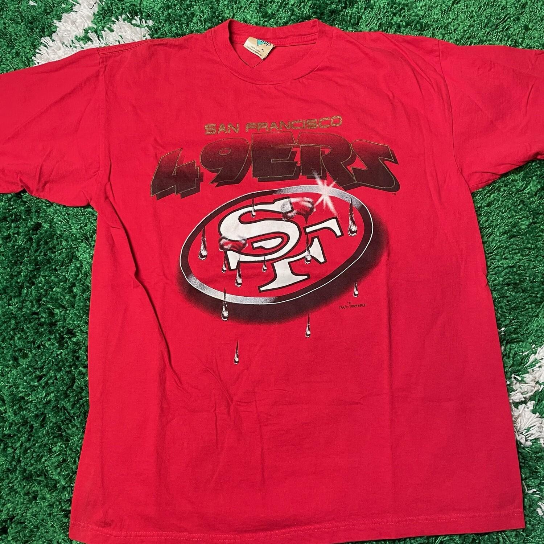 San Francisco 49ers 1995 Size XL