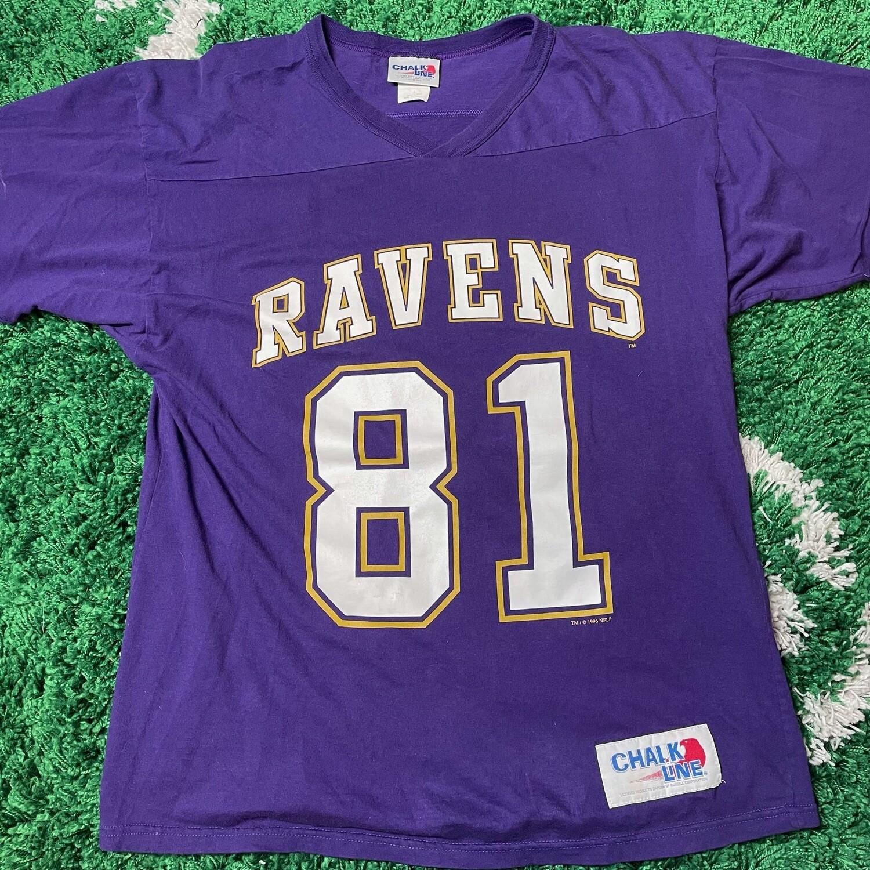Baltimore Ravens Jersey Shirt Size Large