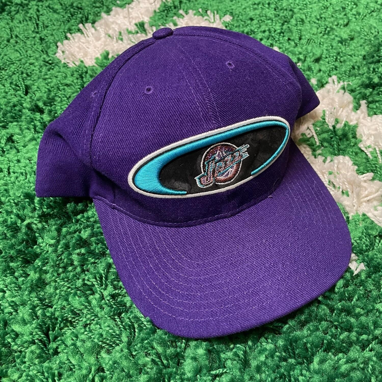 Utah Jazz Box Seat Hat
