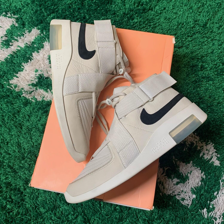 Nike Air Fear of God Raid Light Bone Size 10