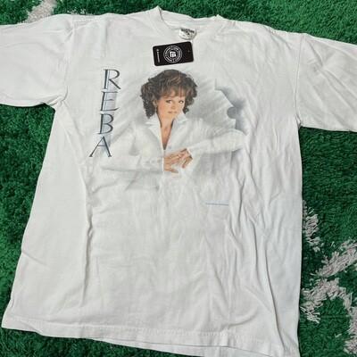 Reba Tee White Size XL