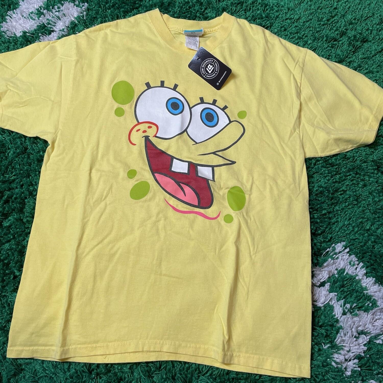 Sponge Bob I Remember... Tee Size Large