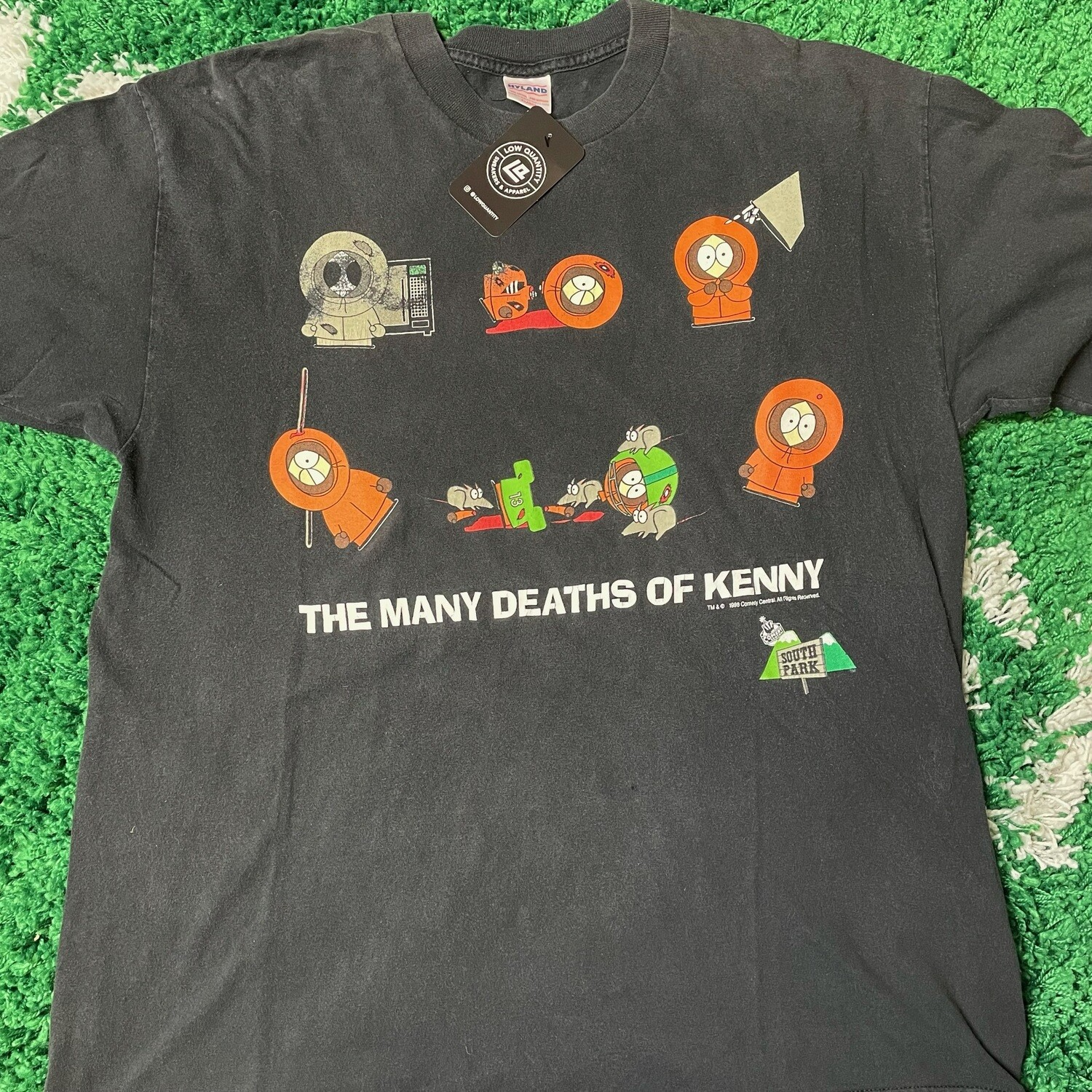 South Park The Many Deaths of Kenny Size XL