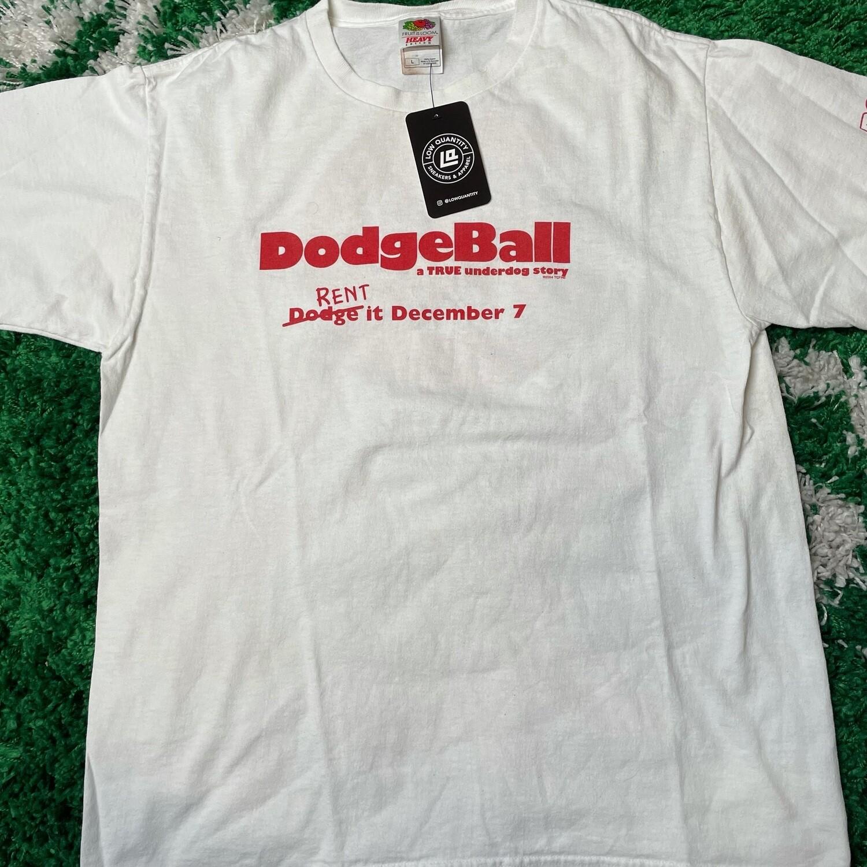 DodgeBall Promo Tee Size Large