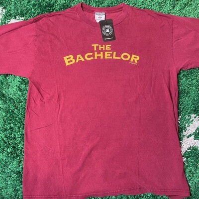 The Bachelor 1999 Tee Size Large