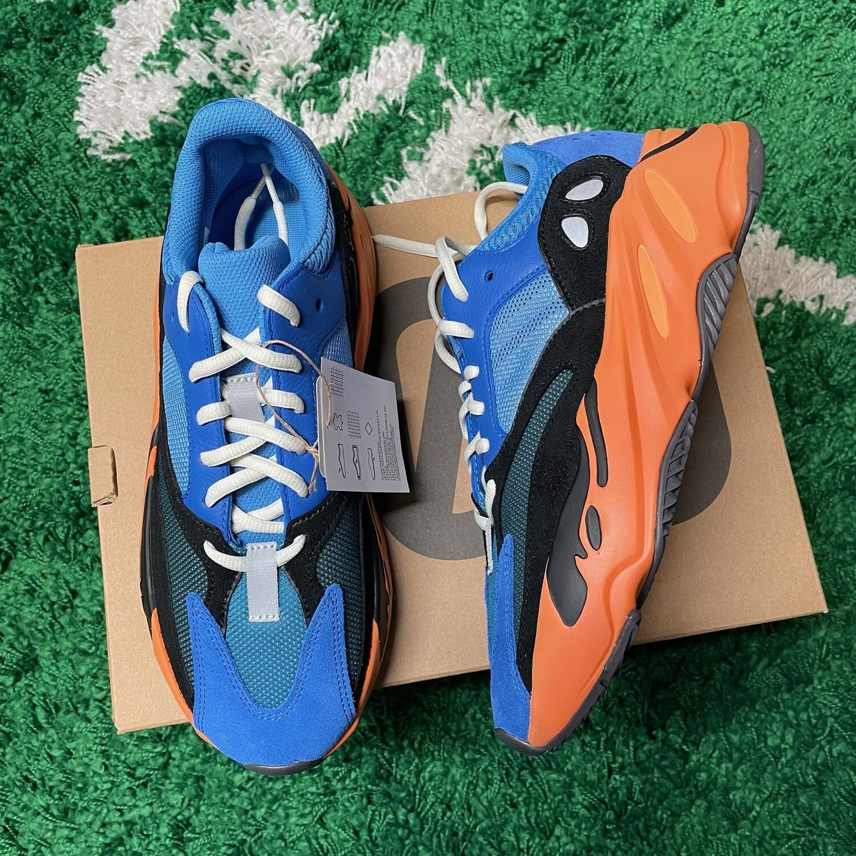 adidas Yeezy Boost 700 Bright Blue Size 9