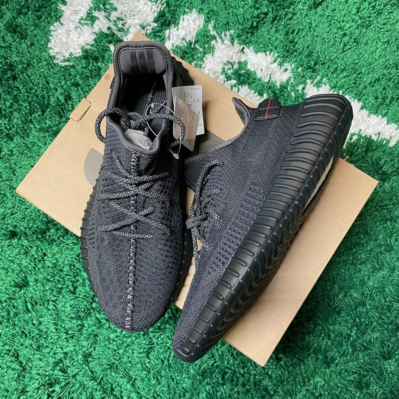 Adidas Yeezy Boost 350 V2 Black (NR) Size 10