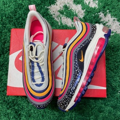 Nike Air Max 97 GS 'Back To School' Size 5.5Y