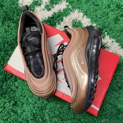 Nike Air Max 97 Copper Size 7(w)