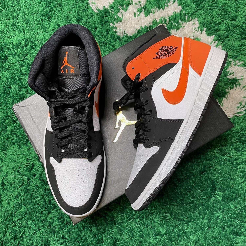 Air Jordan 1 Mid Shattered Backboard Size 13