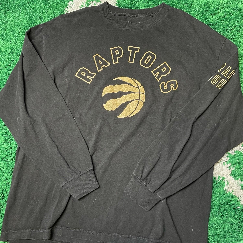 Toronto Raptors Drake Night OVO Longsleeve Size Large