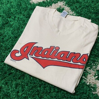 Cleveland Indians 1996 Tee Size XL